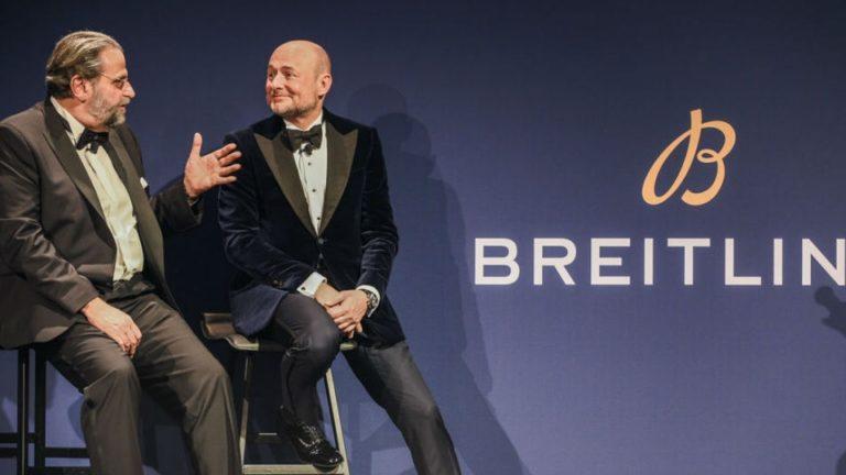 Ceas Breitling replica are inten?ia de a se pune din nou în lumina reflectoarelor