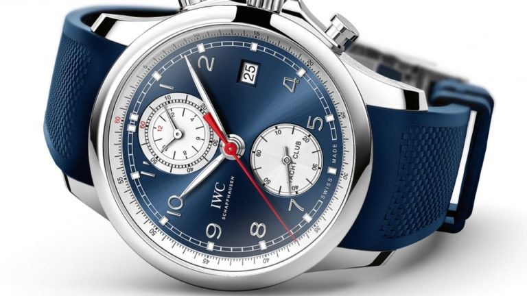 Ceas IWC replica: configura?ia vertical? distinct? indic? mi?carea intern?