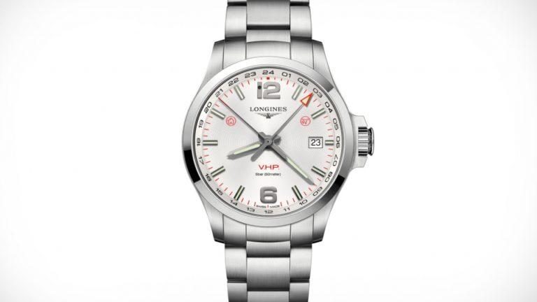 Acest ceas Longines replica Conquest combină calitatea contemporană cu tehnicile vechi