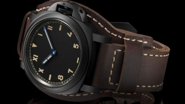 "Acest nou ceas Panerai replica Luminor California 8-Day DLC Breath ""Retro"""