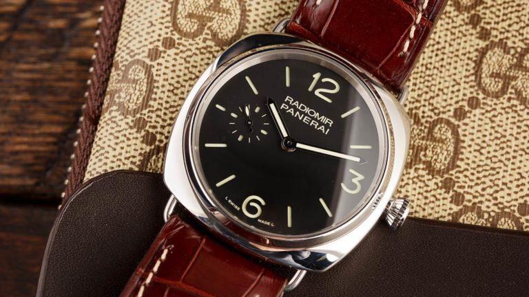 O privire la ceas Panerai Radiomir replica 42mm PAM 337